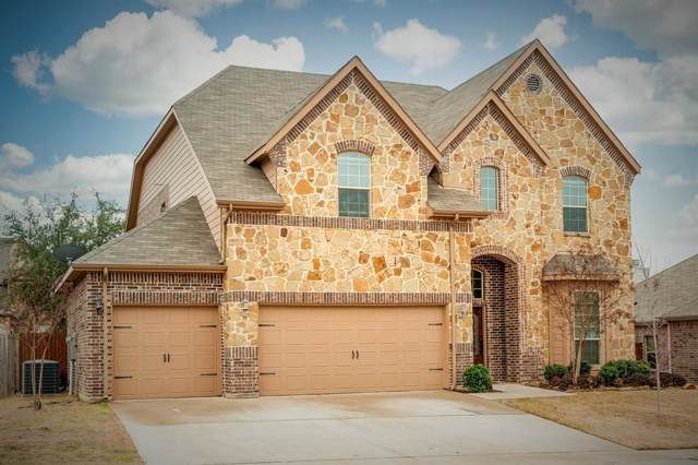 1612 Signature Drive, Weatherford, TX 76087 (MLS #14259154) :: Potts Realty Group