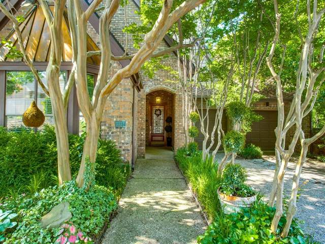 6681 Crestway Court, Dallas, TX 75230 (MLS #14259155) :: The Kimberly Davis Group