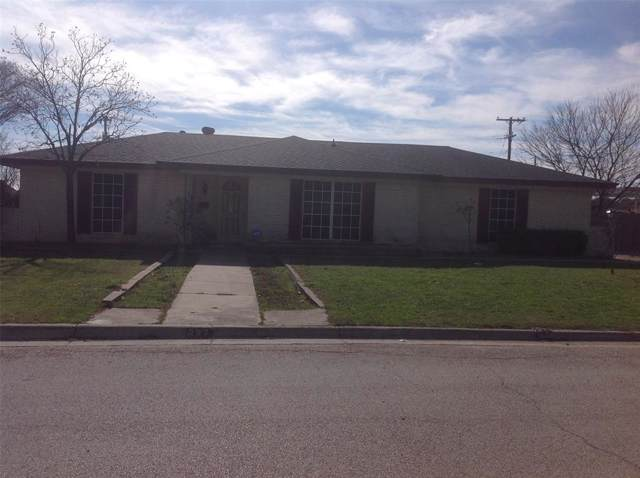 837 Michelle Drive, Everman, TX 76140 (MLS #14259176) :: All Cities USA Realty