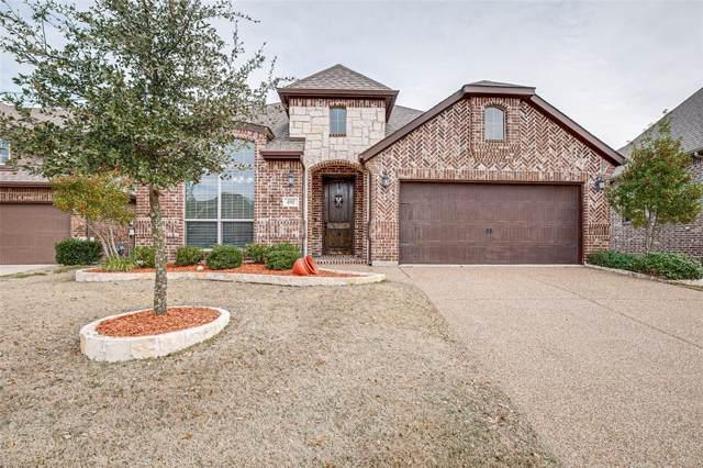 492 Oak Hills Lane, Fate, TX 75189 (MLS #14259215) :: The Welch Team