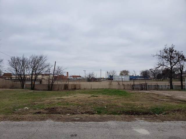 205 Kimbell, Mesquite, TX 75149 (MLS #14259224) :: RE/MAX Pinnacle Group REALTORS