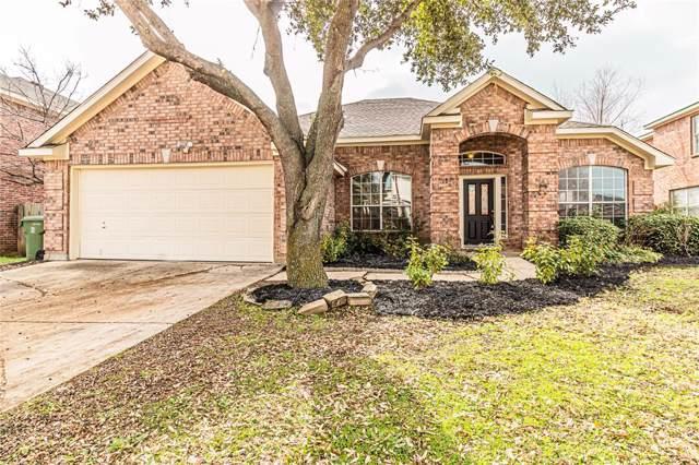 106 Quail Meadows Lane, Arlington, TX 76002 (MLS #14259282) :: RE/MAX Landmark