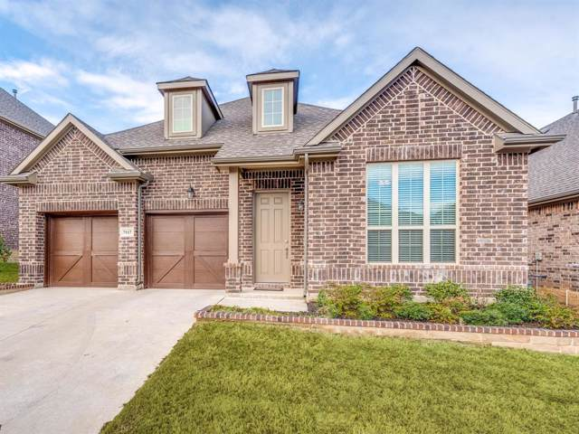 7117 Chelsea Drive, North Richland Hills, TX 76180 (MLS #14259310) :: Team Hodnett