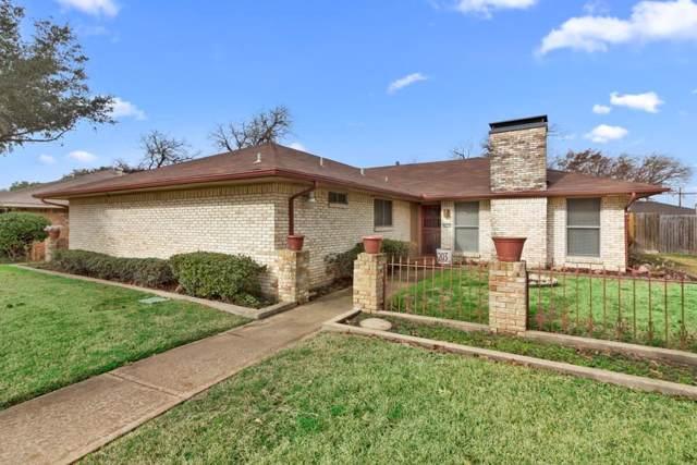 4203 Cinnabar Drive, Dallas, TX 75227 (MLS #14259316) :: The Mitchell Group