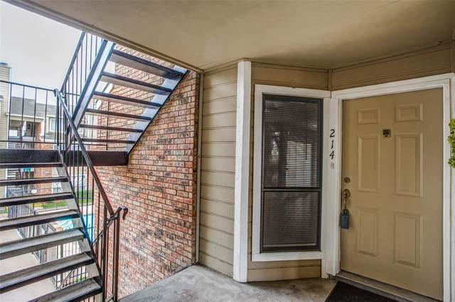 1505 E Interstate 30 #214, Garland, TX 75043 (MLS #14259324) :: NewHomePrograms.com LLC