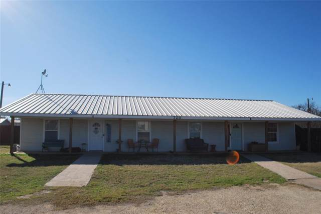 720 11th Street, Hawley, TX 79525 (MLS #14259328) :: The Tonya Harbin Team