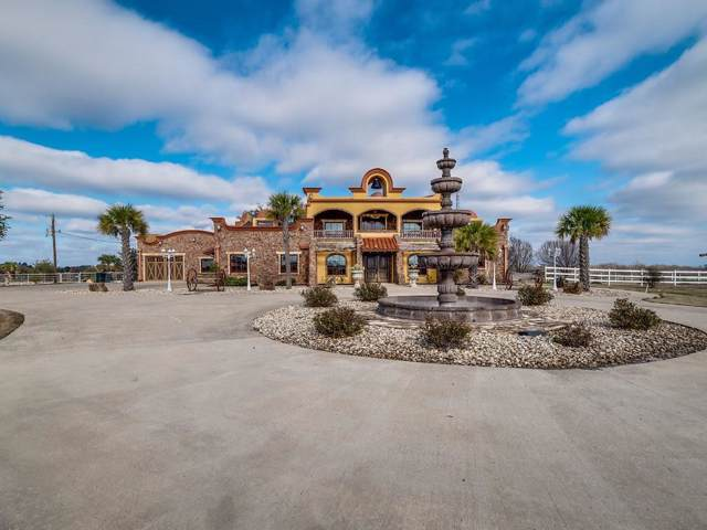 345 Cody Road, Ennis, TX 75119 (MLS #14259343) :: The Heyl Group at Keller Williams