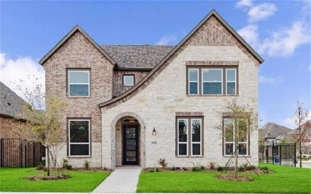 1061 Marian Drive, Allen, TX 75013 (MLS #14259349) :: The Good Home Team