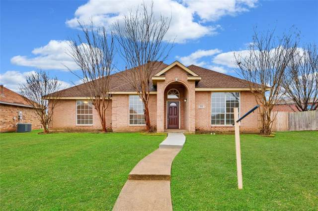 1916 Cochran Drive, Mesquite, TX 75149 (MLS #14259352) :: RE/MAX Pinnacle Group REALTORS