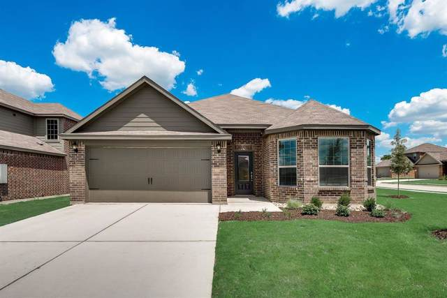 1520 Mackinac Drive, Crowley, TX 76036 (MLS #14259363) :: The Mitchell Group