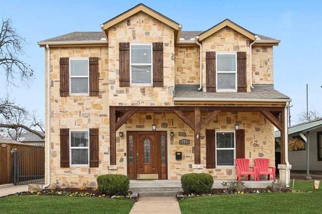 6331 Lakeshore Drive, Dallas, TX 75214 (MLS #14259379) :: The Mauelshagen Group