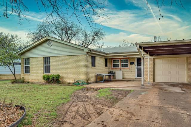 3407 Crites Street, Richland Hills, TX 76118 (MLS #14259403) :: The Good Home Team