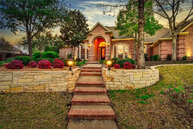 6 Hidden Lake Court, Mansfield, TX 76063 (MLS #14259404) :: The Good Home Team