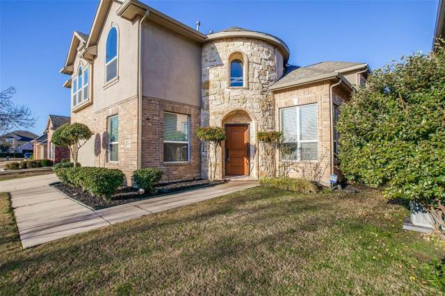2404 Summerside Lane, Mckinney, TX 75072 (MLS #14259411) :: The Chad Smith Team
