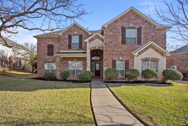 1211 Vistawood Drive, Mansfield, TX 76063 (MLS #14259430) :: The Good Home Team