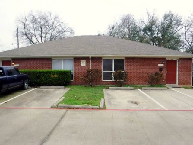 900 Naomi Lane, Arlington, TX 76011 (MLS #14259459) :: The Hornburg Real Estate Group