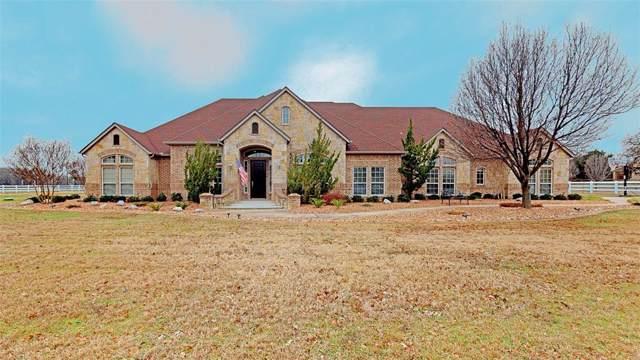 1555 Abbotts Lane, Copper Canyon, TX 76226 (MLS #14259480) :: Baldree Home Team