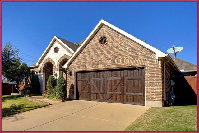 4701 Eddleman Drive, Fort Worth, TX 76244 (MLS #14259484) :: Team Hodnett