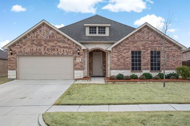 1512 Canyon Creek Road, Wylie, TX 75098 (MLS #14259485) :: RE/MAX Town & Country