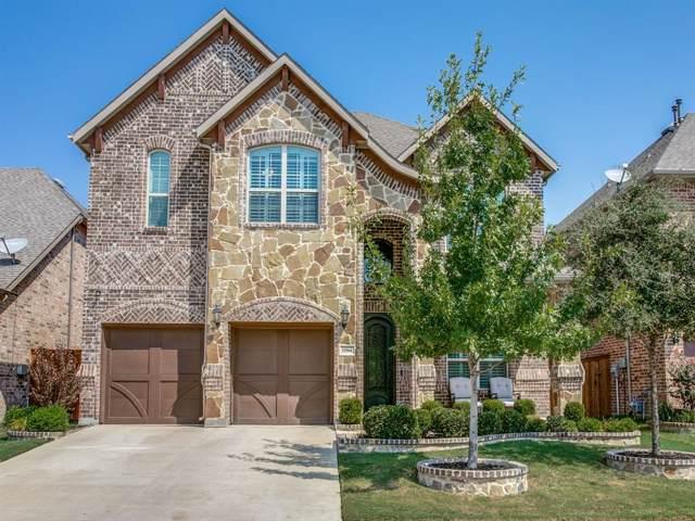 12964 Steadman Farms Drive, Fort Worth, TX 76244 (MLS #14259487) :: Maegan Brest   Keller Williams Realty