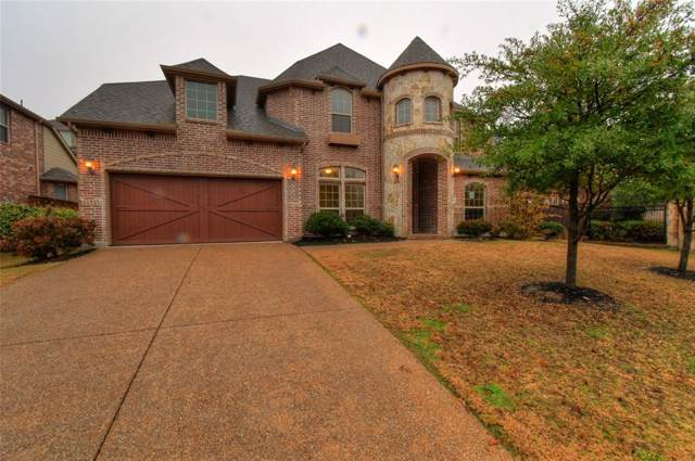 4100 Oxbow Drive, Mckinney, TX 75072 (MLS #14259498) :: NewHomePrograms.com LLC