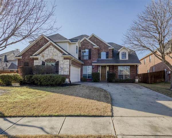 216 Huffman, Keller, TX 76248 (MLS #14259527) :: North Texas Team | RE/MAX Lifestyle Property