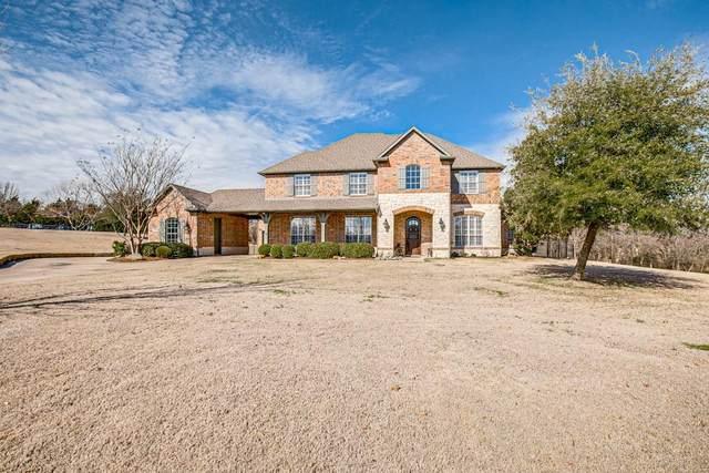418 Ridgemont Drive, Heath, TX 75126 (MLS #14259530) :: RE/MAX Landmark