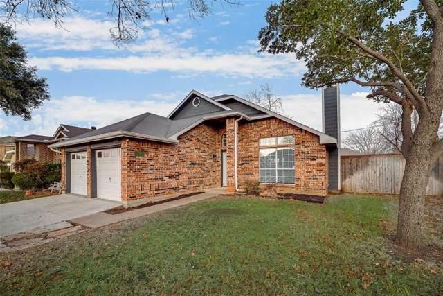 6515 Hyden Drive, Arlington, TX 76001 (MLS #14259537) :: The Heyl Group at Keller Williams