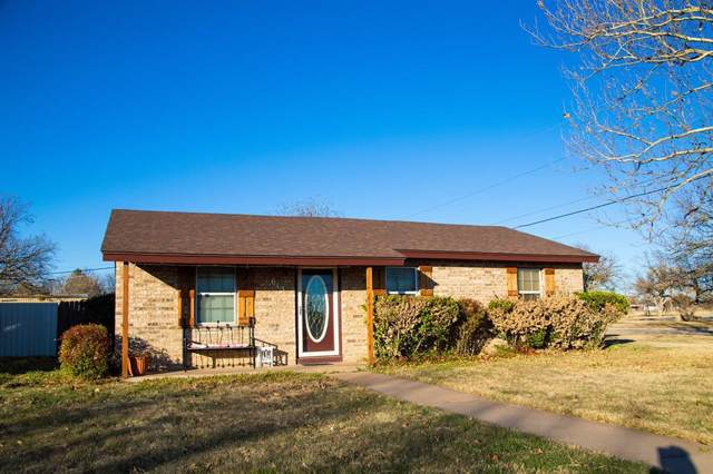 613 Potomac Drive, Stamford, TX 79553 (MLS #14259538) :: The Good Home Team