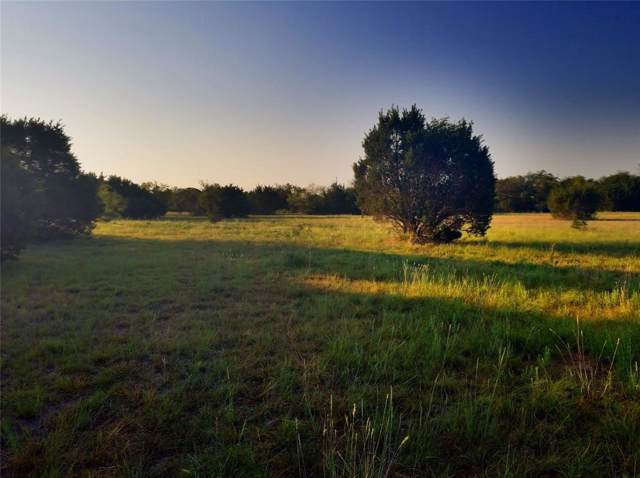 42022 Preston Trail, Whitney, TX 76692 (MLS #14259549) :: Real Estate By Design