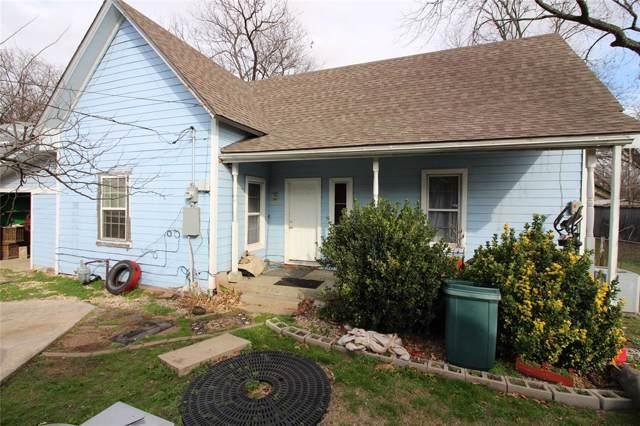 734 N Robinson Street, Cleburne, TX 76031 (MLS #14259555) :: Robbins Real Estate Group