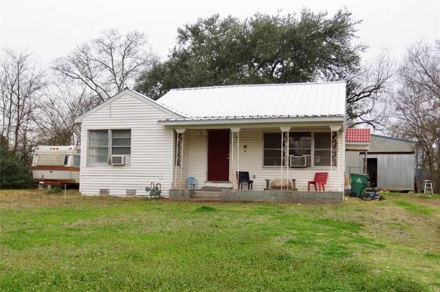 411 N Bateman Road, Fairfield, TX 75840 (MLS #14259577) :: The Chad Smith Team