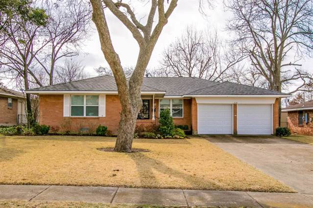 518 Summit Drive, Richardson, TX 75081 (MLS #14259587) :: RE/MAX Town & Country