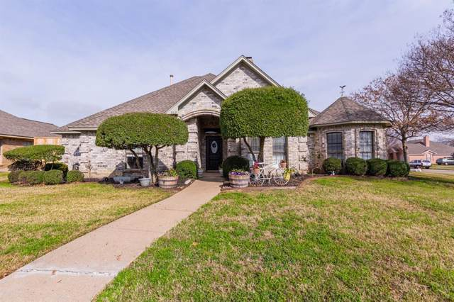 562 Clayton Street, Grand Prairie, TX 75052 (MLS #14259593) :: RE/MAX Pinnacle Group REALTORS