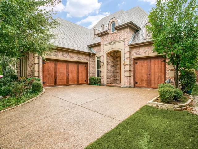 3420 Kirkfield Court, The Colony, TX 75056 (MLS #14259602) :: The Kimberly Davis Group