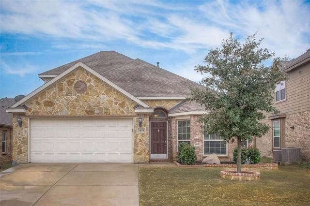 1408 Creosote Drive, Fort Worth, TX 76177 (MLS #14259632) :: Ann Carr Real Estate