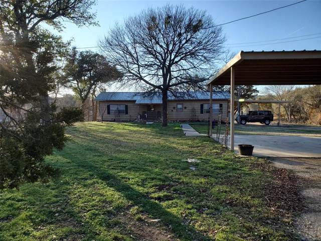 5305 Deep Creek Lane, Possum Kingdom Lake, TX 76450 (MLS #14259653) :: The Tonya Harbin Team