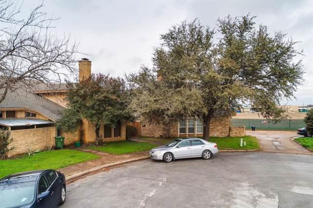 2200 Seville Court, Dalworthington Gardens, TX 76013 (MLS #14259679) :: Hargrove Realty Group