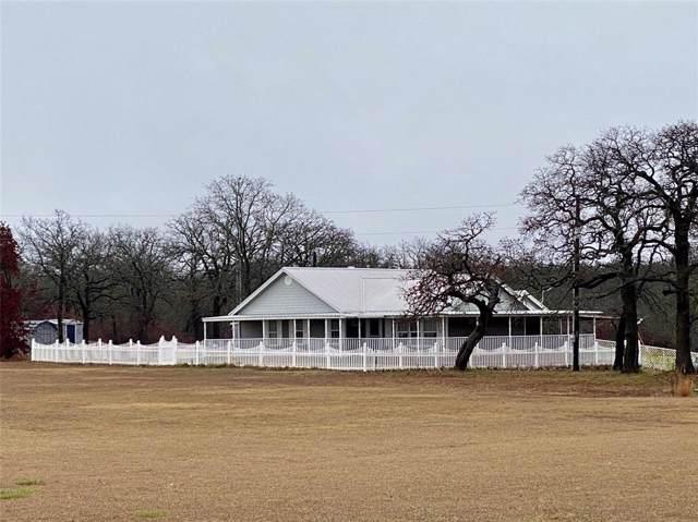 147 Fox Run, Bowie, TX 76230 (MLS #14259702) :: The Sarah Padgett Team
