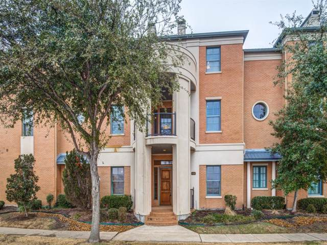 8462 Library Street, Frisco, TX 75034 (MLS #14259716) :: The Kimberly Davis Group
