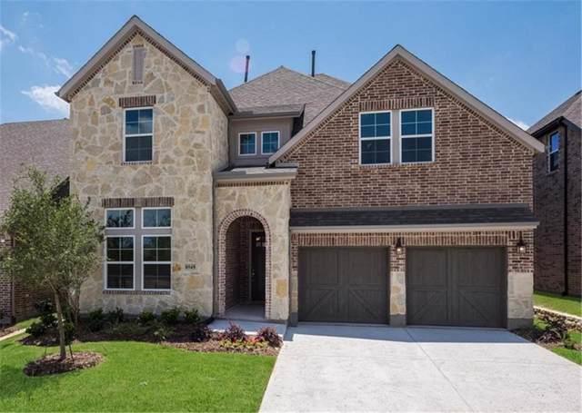 6700 Shinnecock Hills Drive, Mckinney, TX 75070 (MLS #14259722) :: The Real Estate Station