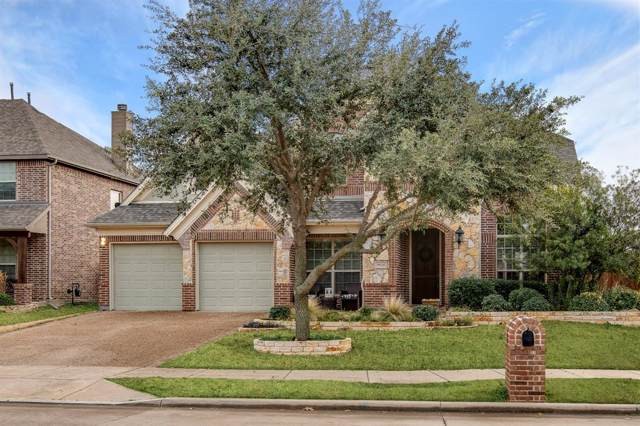 9525 Lance Drive, Frisco, TX 75035 (MLS #14259725) :: All Cities Realty