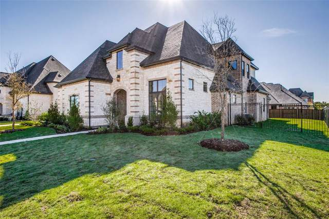 901 Rhone Lane, Southlake, TX 76092 (MLS #14259769) :: EXIT Realty Elite