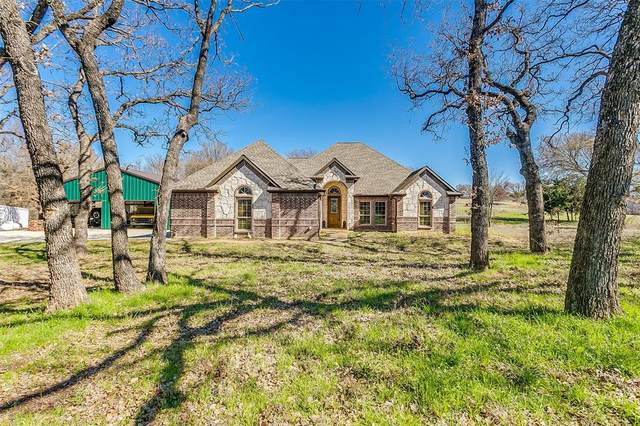 4316 Oak Drive, Alvarado, TX 76009 (MLS #14259774) :: Potts Realty Group