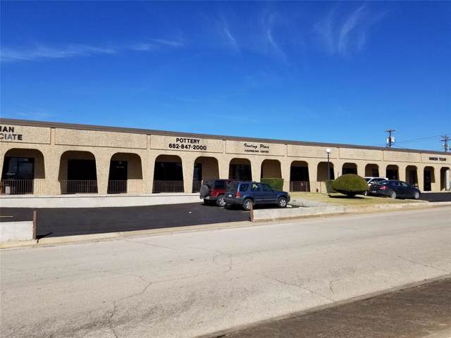 501 N Main Street J, Cleburne, TX 76033 (MLS #14259782) :: Robbins Real Estate Group