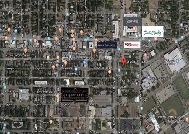 125 W 8th Street, Dallas, TX 75208 (MLS #14259788) :: RE/MAX Town & Country