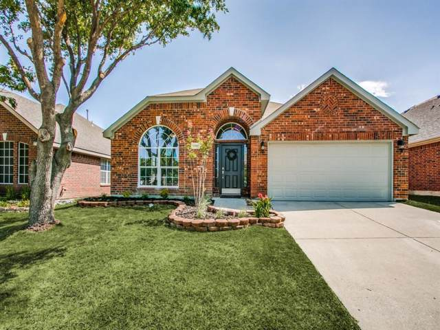 6880 Longhorn Trail, Frisco, TX 75034 (MLS #14259798) :: The Kimberly Davis Group