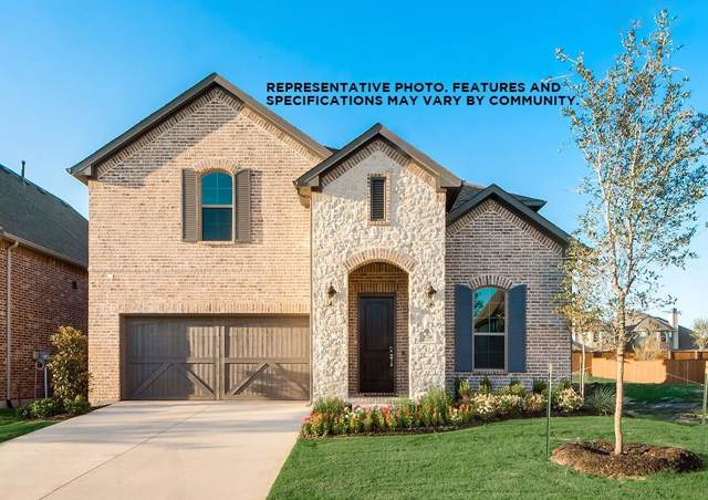 13357 Crestmoor Drive, Frisco, TX 75035 (MLS #14259825) :: The Kimberly Davis Group
