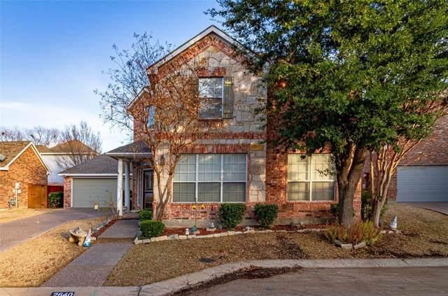 2640 Dunbar Drive, Mckinney, TX 75072 (MLS #14259837) :: The Kimberly Davis Group
