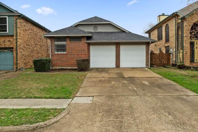 1316 Jasmine Drive, Lewisville, TX 75077 (MLS #14259844) :: The Rhodes Team